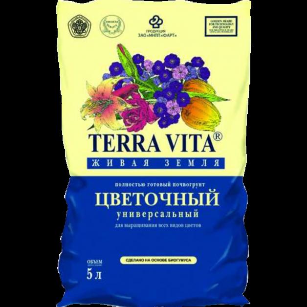 """""""Терра Вита"""" Цветочный, 5 л"""